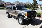 1990 4WD Ford Ranger XLT