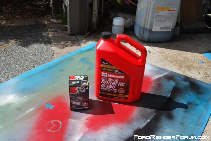 Changing Oil 3 0 Ford Ranger Forum