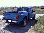 Ol' Blue is what I call her :)