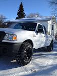 My truck 08 Xlt