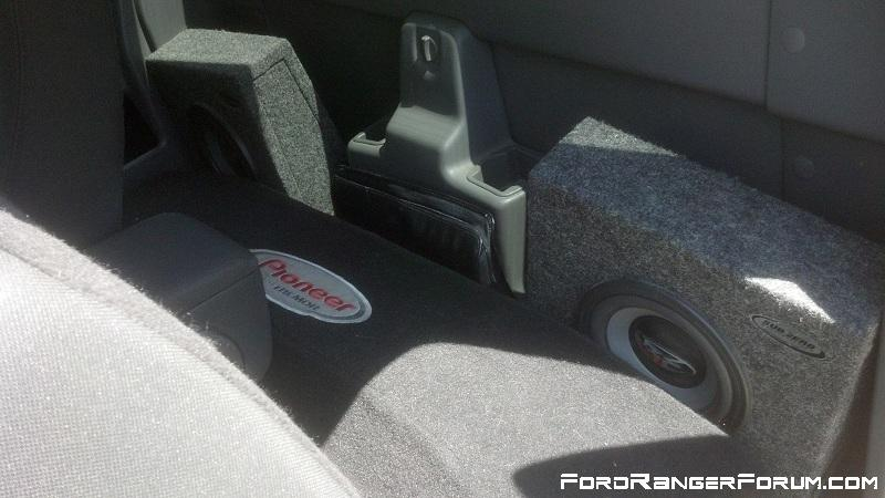 Show Your System - Page 57 - Ford Ranger Forum