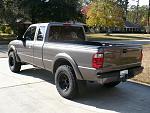 05 Ford Ranger Edge