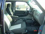 2009 black ford ranger supercab sport