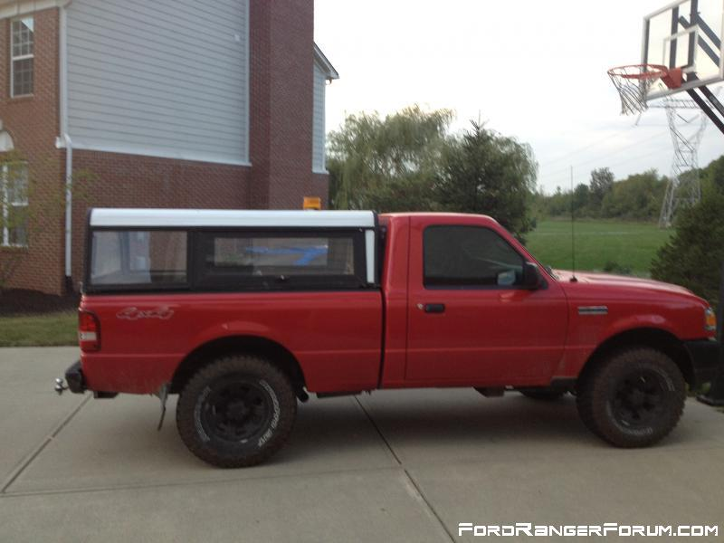 4 499 2002 ford ranger camper shell 2wd 3 0 liter 6 cyl auto clean. Cars Review. Best American Auto & Cars Review