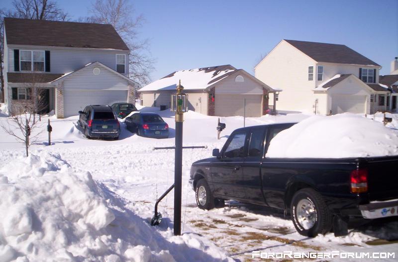 Wintertime... around 2006