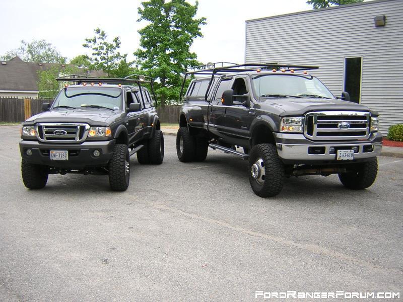 My Custom Dually Ranger Page 3 Ford Ranger Forum