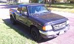 Jared Fords 2001 Ranger xlt Flareside