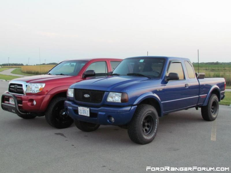 Rangers with 31's - Page 15 - Ford Ranger Forum