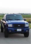 2003 ranger edge