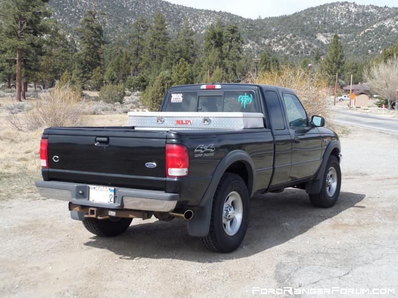 2000 Ford Ranger Super Cab Consumer Reviews Edmunds