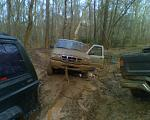 ranger in the mudd