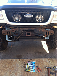 Front hitch