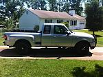 The only 2011 Ranger with a stepside bed!