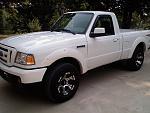 My 2007 Ford Ranger Sport 4x4