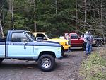 My 1984 ford ranger 4x4 v6 2.8l