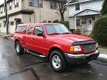 my 2001 ford ranger XLT off road