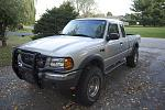 The 2003 FX4