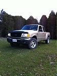 2001 5 speed 4x4 XLT Ranger