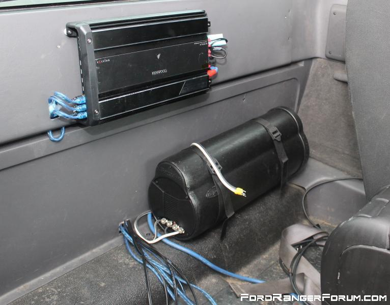 Amplifier and sub