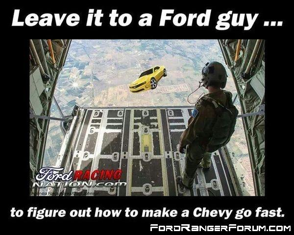 Fast Chevy