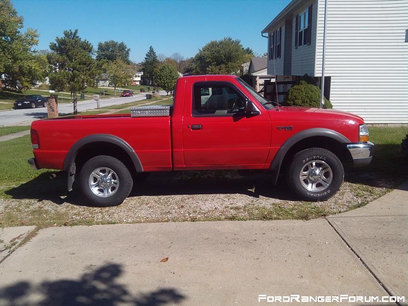red ranger 2000