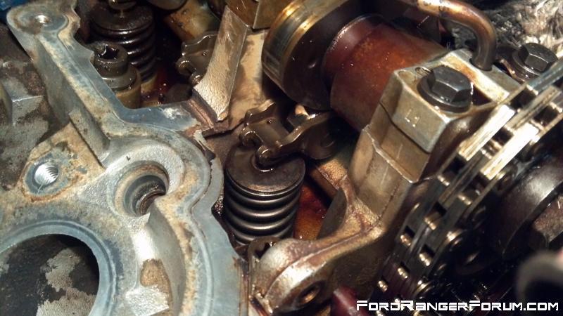 New valve in!