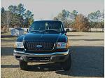 03 ford ranger xlt 4.0 v6 black