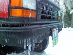Truck+some ice