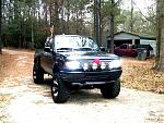 Lifted 1997 Ford Ranger 4.0