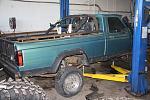 1 ton axles swap