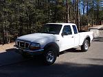 2000 Ranger XLT 4x4