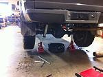 Added Ford Trac-Lock