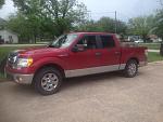 2009 Ford f-150 4.6L 4x2