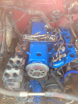 New head and gasket