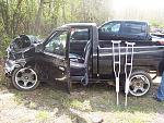 the wreck that led to getting a ranger..