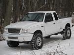 2003 Ranger EDGE + 1991 Ranger XLT + 2000 Ranger XLT