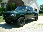 blacked out ranger TONS OF MODS