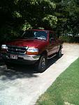 my 2000 red ranger