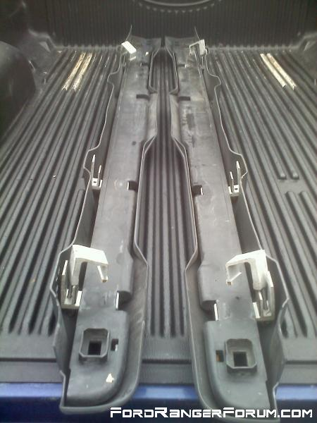 For Sale Oem 02 Edge Bed Rails Ford Ranger Forum