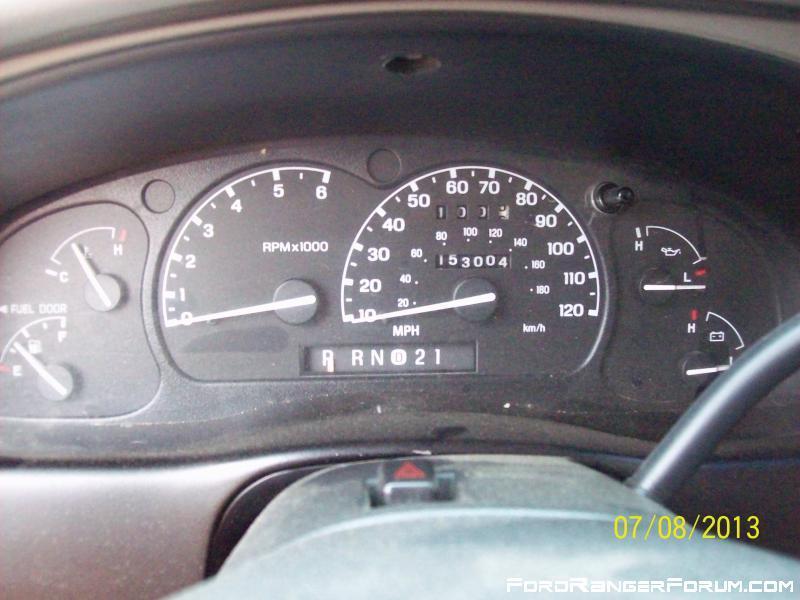 1999 Ford Ranger 010