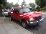 2003 Ford Ranger XLT, 4.0L, Extended Cab, 4x4, 5-Speed Manual