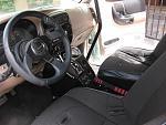 my 1999 ford ranger (interior)