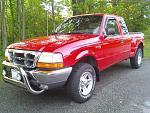 2000 Red Ranger