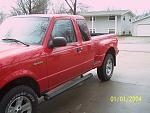 04 Ford Ranger Edge