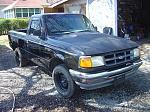 Black 94 Ranger XLT