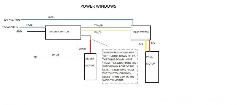 how to  power window conversion