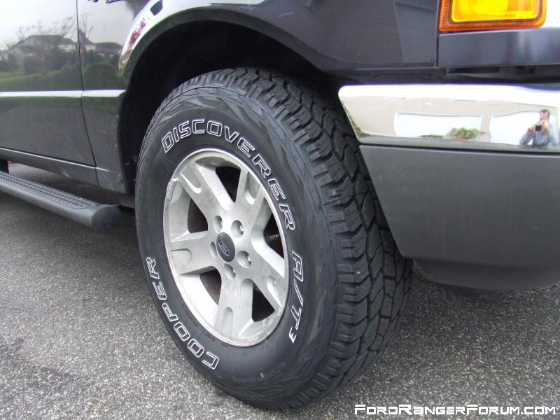 Cooper Discoverer Atp >> Factory tire size different than in the books.. - Ford Ranger Forum