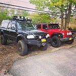 2000 Ranger XLT A.K.A Roid Ranger or T-Rex