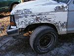 1992 Ford Ranger STX 4x4 4.0L Before