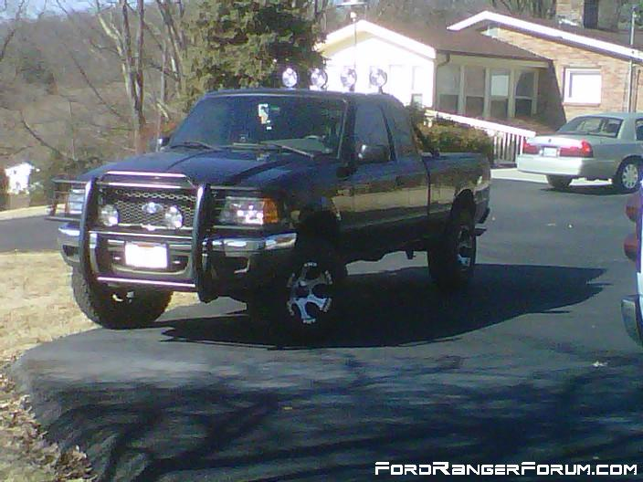 Aries Brush Guard Ford Ranger Forum